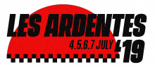 Logo Ardentes 2019